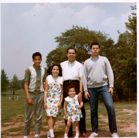 My Family May 1966