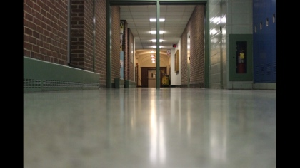 High school hallways and memories of make-out sessions.