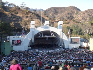 Visited the Hollywood Bowl...