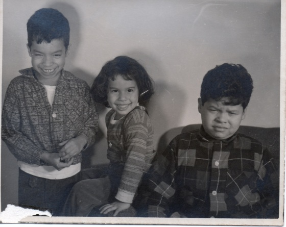 Ralph, me & Michael