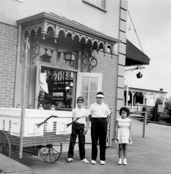 Ralph, Michael, Me, Freedomland 1961
