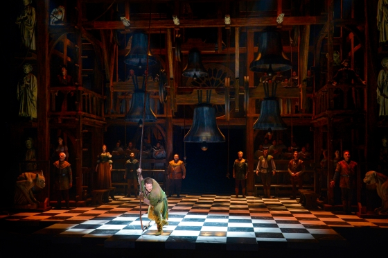 Hunchback of Notre Dame Musical Debuts to CriticalAcclaim