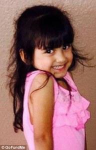 RIP Lilly Garcia, age 4.